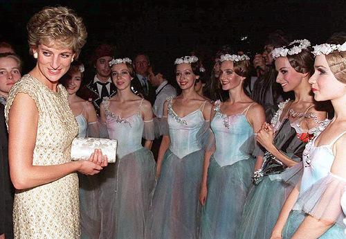 Princess Diana dream
