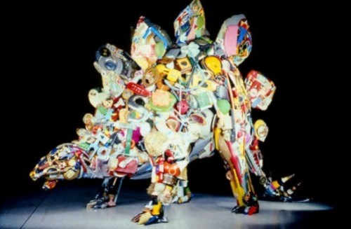 Junk Sculptures by James Leo Sewell