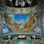 Sermon on the Mount (the artist V. Belyaev)