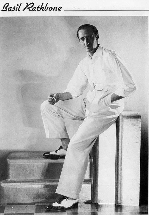 Sir Basil Rathbone, Hollywood Walk Of Fame