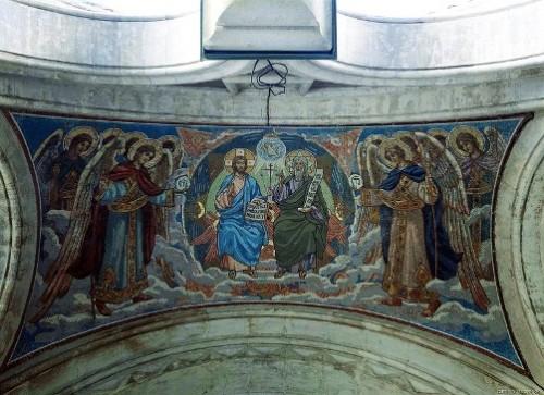 Sophia Wisdom of God (the artist V. Belyaev)