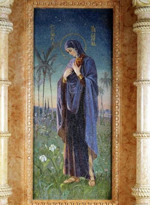St. Mary Magdalene (the artist N.K. Bodarevsky)