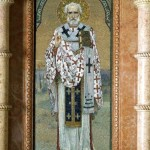 Saint Nicholas (the artist Bodarevsky)
