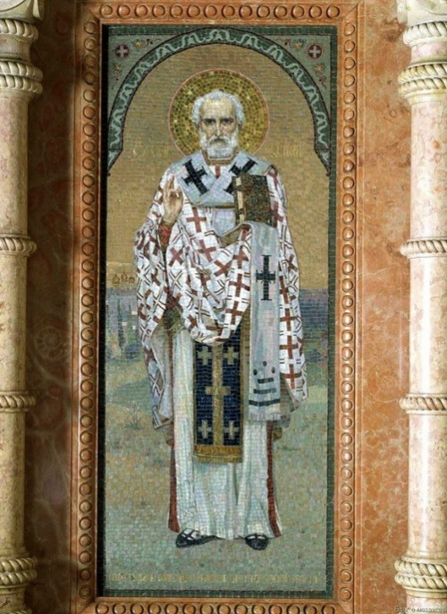 St. Nicholas (the artist Bodarevsky)