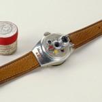 Steineck ABC Wristwatch Camera. Circa 1949, Germany.