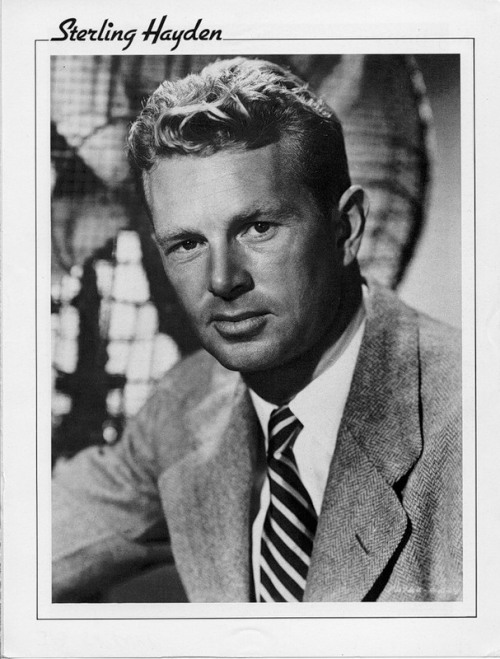 Hollywood Walk Of Fame. Sterling Hayden (March 26, 1916 – May 23, 1986)