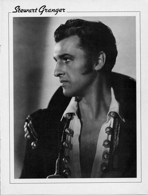 Hollywood Walk Of Fame. Stewart Granger (6 May 1913 – 16 August 1993)