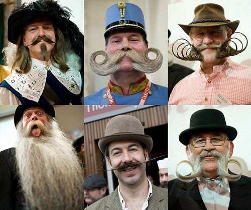 World Beard Mustache Championship Norway