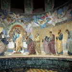 The Eucharist (the artist NN Kharlamov)