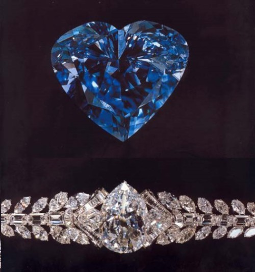 The Heart of Eternity. Birthstones and Notable Diamonds