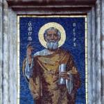 The Holy Apostle Peter (artist A. Novoskoltsev)