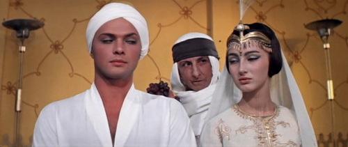 The Magic Lamp of Aladdin, 1966 Soviet featured film