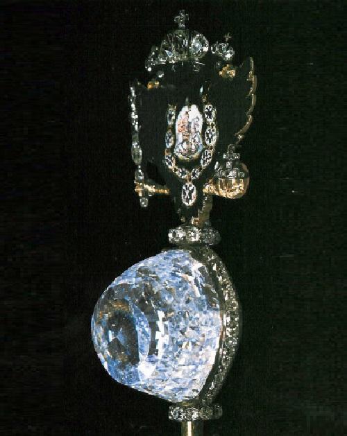 The Orlov Diamond. Birthstones and Notable Diamonds