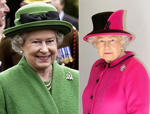 Elizabeth II and her Hats