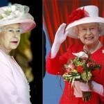 The collection of hats of Queen Elizabeth II