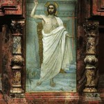 The Resurrection of Christ (artist Mikhail Nesterov)