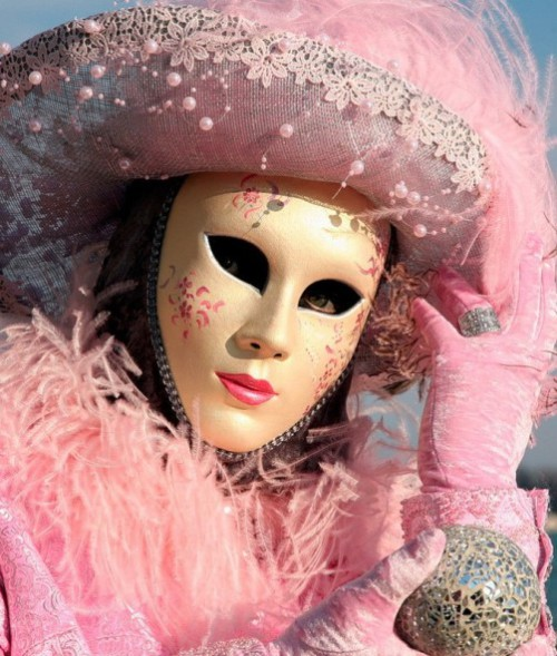 Mardi Gras means Fat Tuesday. The history of Carnival in Venice and traditional Venetian masks