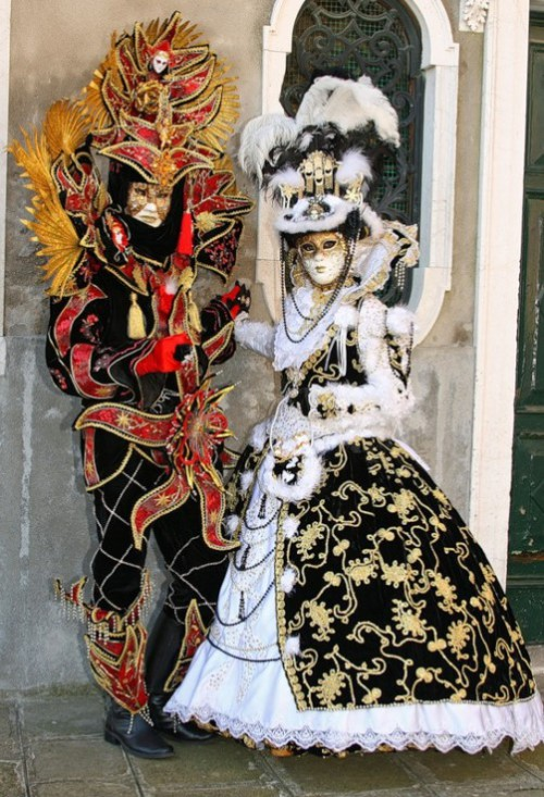 The history of Carnival in Venice and traditional Venetian masks