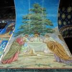 Trinity Old Testament (the artist V. Belyaev)