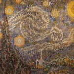Photomosaic on Van Gogh