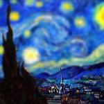 1889 'Starry Night,'