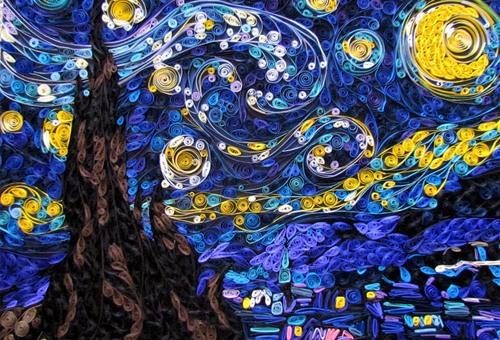Vincent van Gogh inspiration