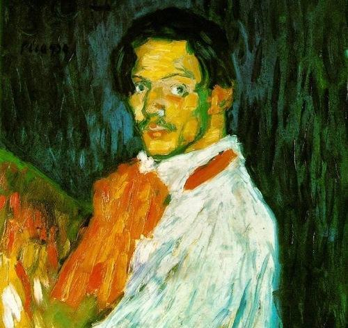 Yo, Picasso by Pablo Picasso
