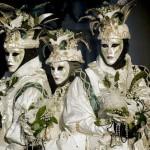 Gorgeous Carnival costumes, modern Mardi Gras