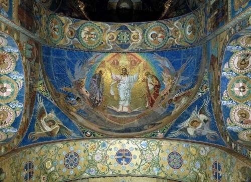 the Transfiguration (artist N. Koshelev)
