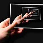 Photomanipulation Droste effect