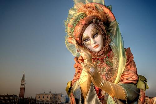 Carnevale pre-Lenten celebration