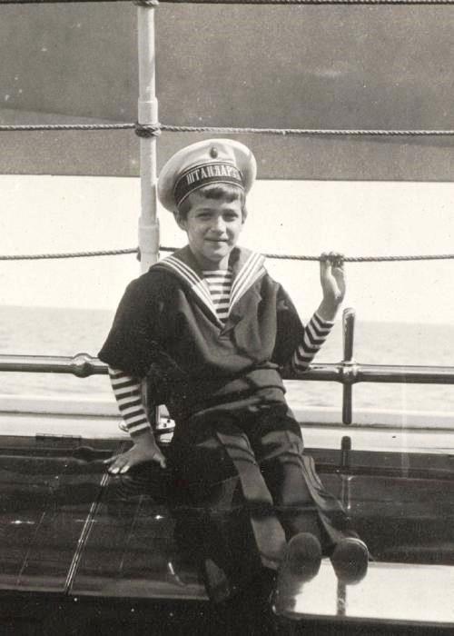 Prince Alexei