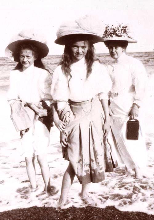 Russian royal family anna vyrubova's photo archive