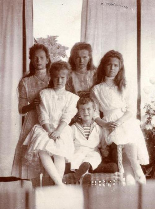 Russian Royal Family. Anna Vyrubova's Photo archive