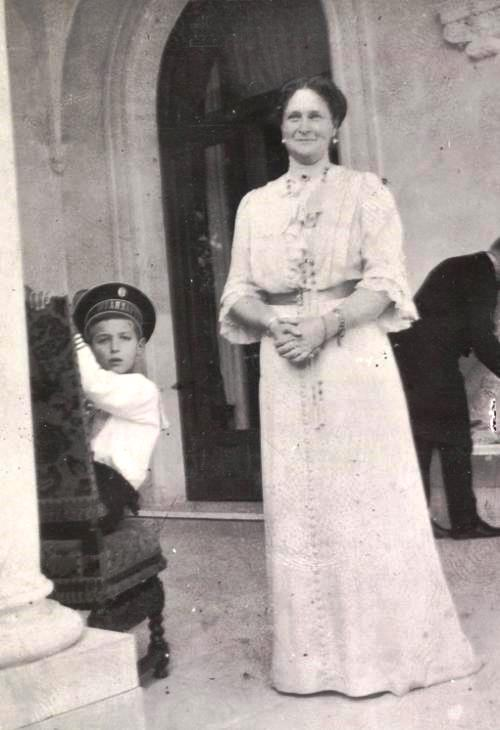 Russian Royal Family rare photos