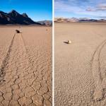 Stunning photo of walking stones