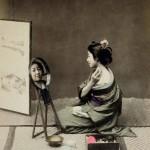 Mirror, mirror, tell me who... Geisha