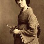 Gorgeous Japanese Geisha