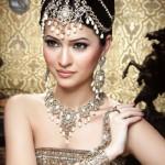 Bollywood stone imitation jewelry