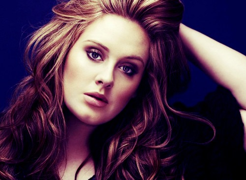 Adele Goes Vegetarian