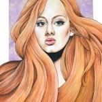 Gorgeous Adele