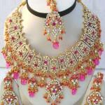 Admired worldwide Bollywood fashion jewellery