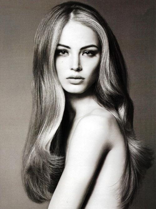 Beautiful Supermodel Ruslana Korshunova