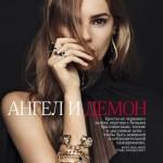 Ukrainian model Juju Ivanyuk (Yuliya Ivanyuk)