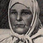Maria Prymachenko (1908–1997) Ukrainian village folk art painter, representative of naive art.