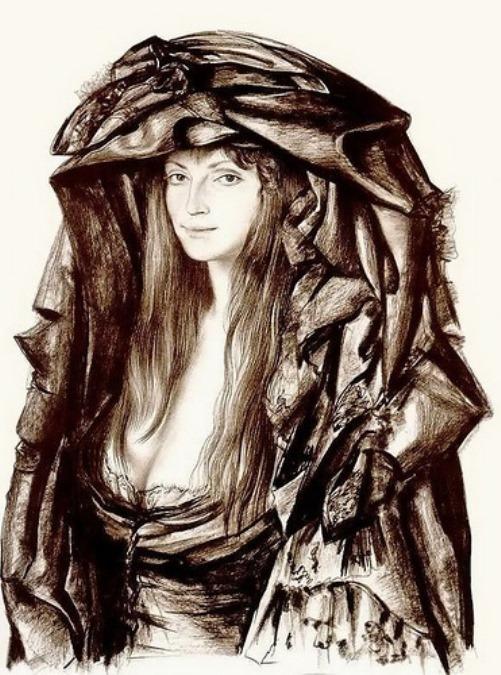 Armenian artist Rudolf Khachatryan