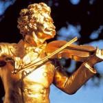Johann Strauss spent eleven seasons in St. Petersburg in the 19th century