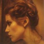 Beautiful Russian model Maria Novoselova