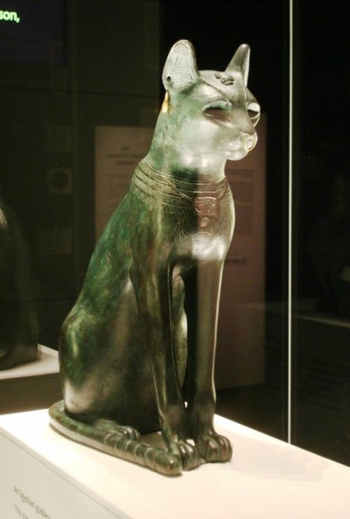 Cat goddess Bastet