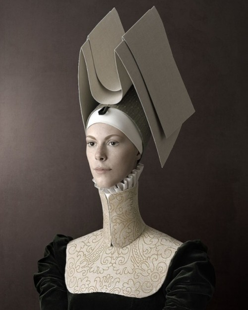 1503, Lucrezia. Photoart by Christian Tagliavini